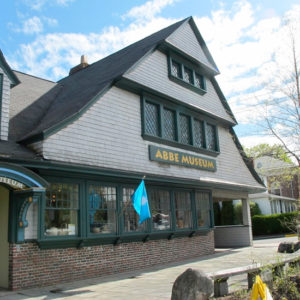The Abbe Museum in Bar Harbor, Maine