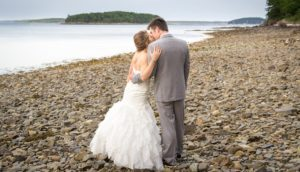 Weddings at the Atlantic Oceanside Hotel in Bar Harbor, Maine. Photo by Jennifer Smith.