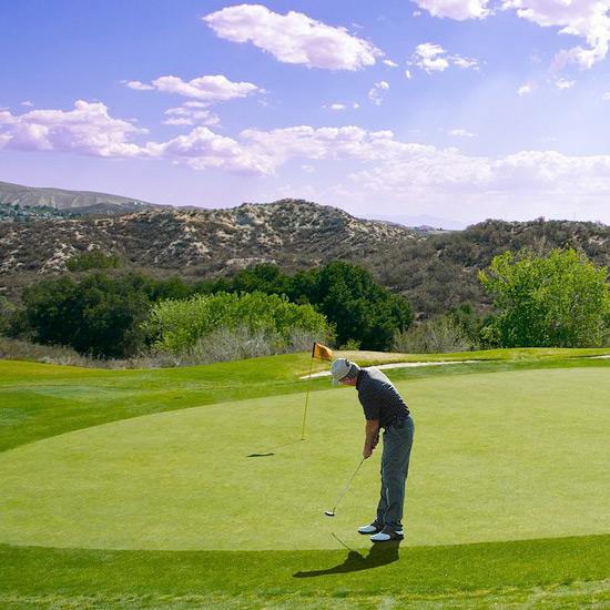 Golf at Kebo Valley